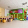 vaikų žaidimų kambarys-ledainė Kikilio lizdas