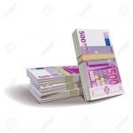 11274827-les-billets-en-euro-illustration-en-couleur-thème-financier-isolé-sur-un-fond-